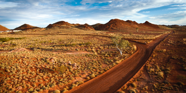 Kintyre is an advanced-stage exploration project in the East Pilbara region of Western Australia.